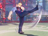 Hammer Kick (Cody)