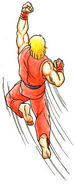 Ken-shoryuken-sf2-artwork