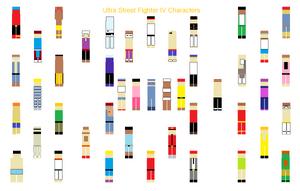 USF4 Characters