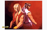 Street Fighter Alpha 2 Saturn Gallery