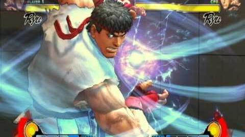 Street Fighter IV Metsu Hadoken VS Metsu Hadoken