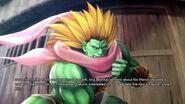 Street Fighter x Tekken DLC Sakura & Blanka Arcade Intro