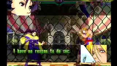 Street Fighter Alpha 3 Rose's Full Storyline and Ending