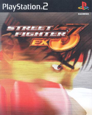 Street Fighter Ex3 Street Fighter Wiki Fandom