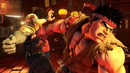 SFV Charlie punch Ryu