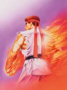 Street Fighter II Turbo (flyer)