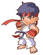 Pocket Fighter-Ryu