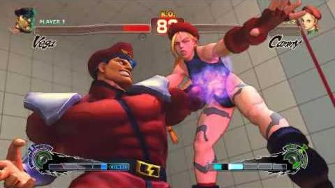 Super Street Fighter 4 - M