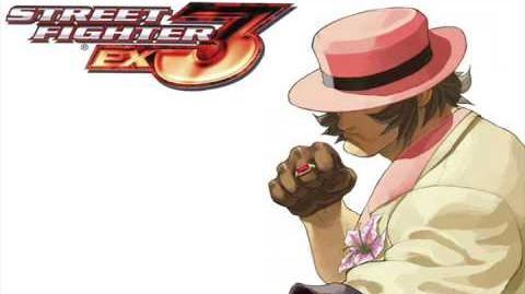 Street Fighter EX3 - Garnet Sky (Cracker Jack's Theme)