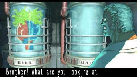 Street Fighter III 3rd Strike Urien Ending
