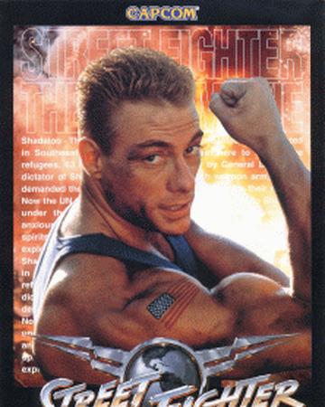 Street Fighter The Movie Arcade Game Street Fighter Wiki Fandom