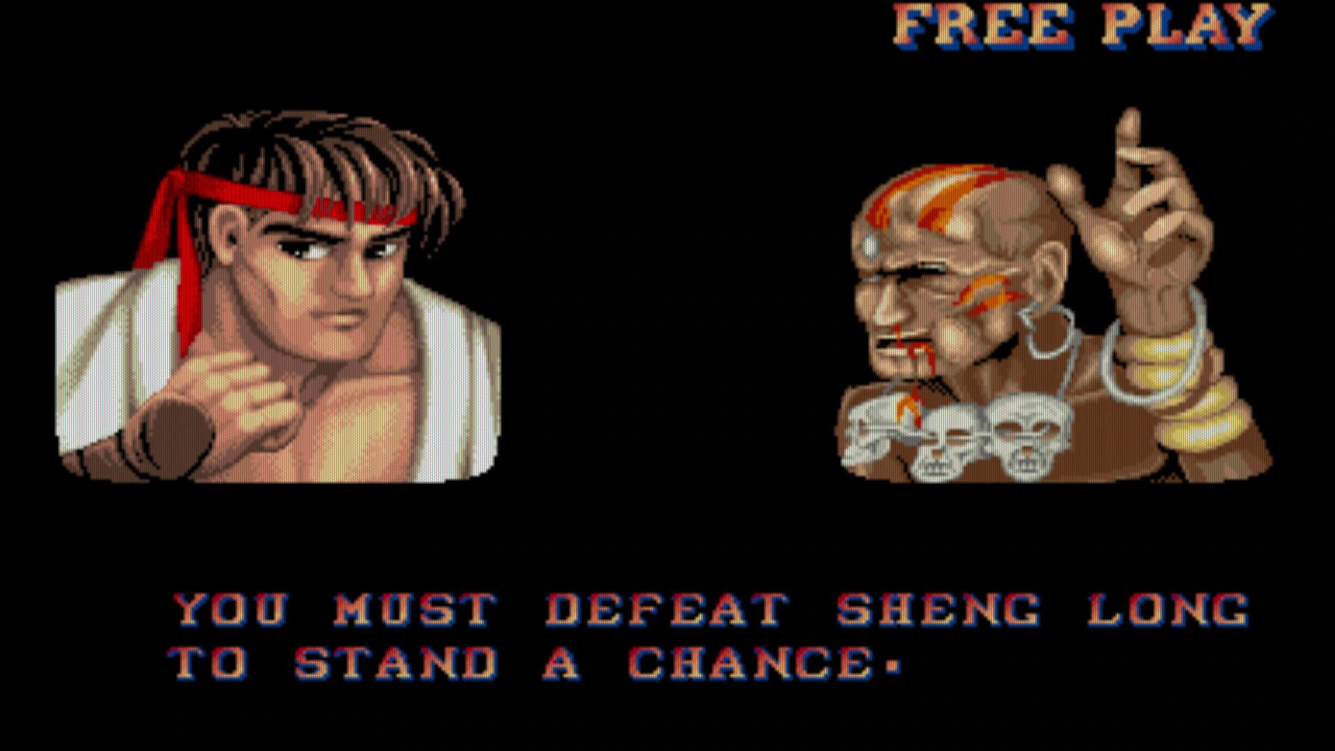 Sheng Long Street Fighter Wiki Fandom