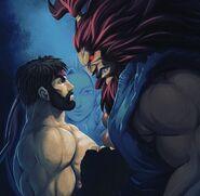 Ryu-vs-akuma-sfa2-remake-by-long-vo