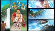 SFV Ryu SFIV Ending