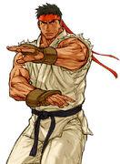 Ryu (CvS2 CAP)