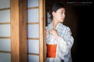 Street Fighter-- Assassin's Fist - Sayaka kimono (Hyrunri)