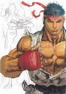 SFIV-Ryu concept art-02