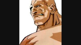 Street Fighter Alpha 3 OST Shining One (Theme of Sagat)