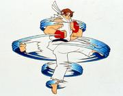 SFA-Ryu sprite concept-tatsu