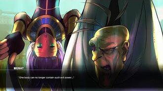 Street Fighter 5 - Menat's Story Mode