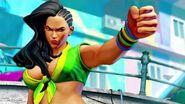 Street Fighter V - Trailer historia.