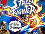 Street Fighter (Malibu Comic) Issue 1