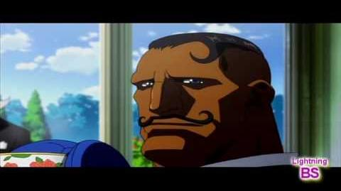 Super Street Fighter IV Stories - Dudley