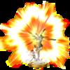 Trofeo de Shin Shoryuken SSB4 (Wii U)