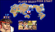 SFIITWW-Arcade Mode