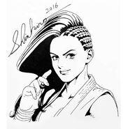 Shinkiro-Laura Matsuda