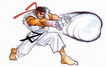 Hadoken Street Fighter Wiki Fandom