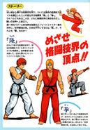 SF1 Flyer-Ryu&Ken