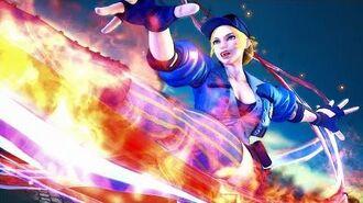 Street Fighter V Arcade Edition – Lucia Gameplay Trailer
