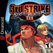 Street Fighter 3 Third Strike ntsc-