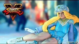 Street Fighter 5 Kolin Sporty Costume + Alternate