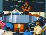 Akuma street fighter II V (2)