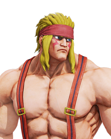 Alex Street Fighter Wiki Fandom
