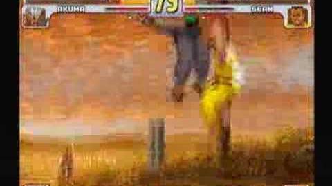 Street Fighter 3 - Judgement