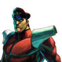 Character select MBison SFIV
