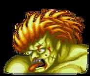 Blanka defeated World Warrior
