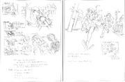 SFA2-Sakura ending storyboard
