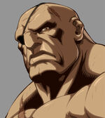 Character Select Sagat by UdonCrew