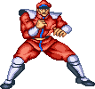 M.Bison-SF2-Time-Up-Pose
