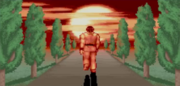 SFII-Ryu Ending
