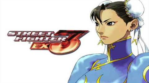 Street Fighter EX3 - Spinning Bird (Chun-Li's Theme)