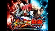 Street Fighter X Tekken Music Jurrasic Era Research Facility ~Round 2~ Extended HD