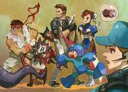 Capcom original QUO card