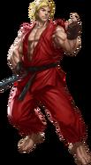 Ken SFIII3rdStrike-Online Edition artwork