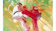 Street Fighter Alpha AST Theme of Ken