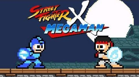 Street Fighter X Mega Man reveal trailer